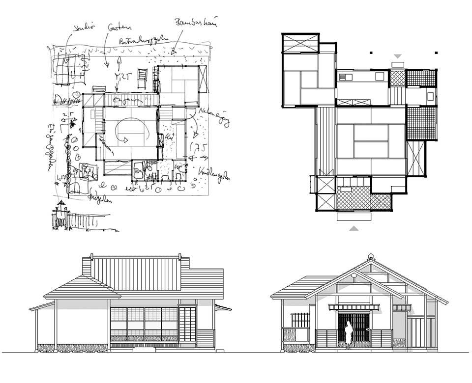 Mbm architektur for Traditionelle japanische architektur